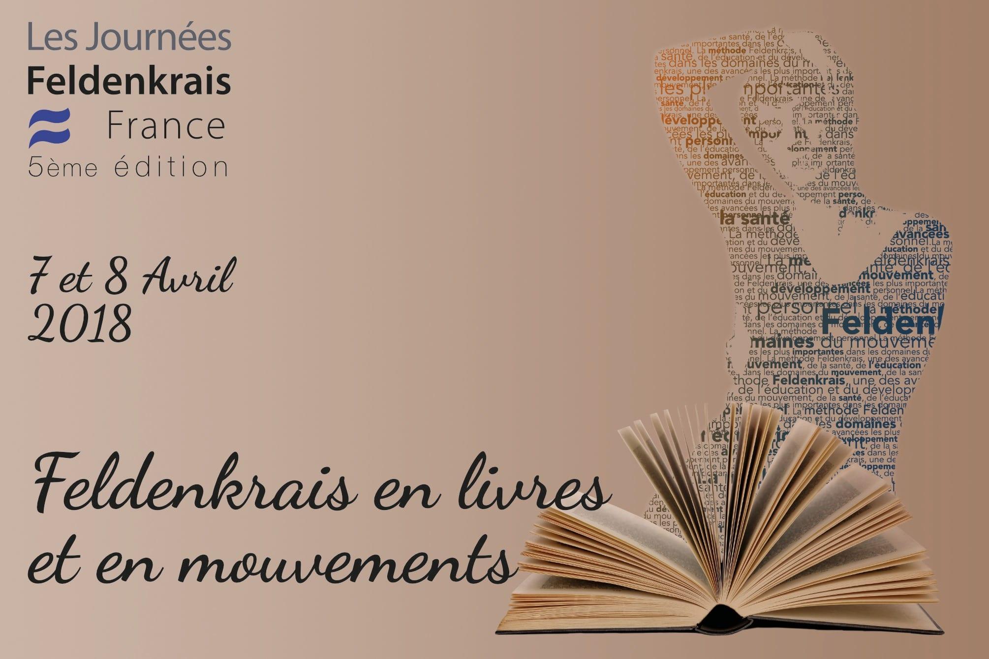 Avril 2018 : Feldenkrais en livres et en mouvements