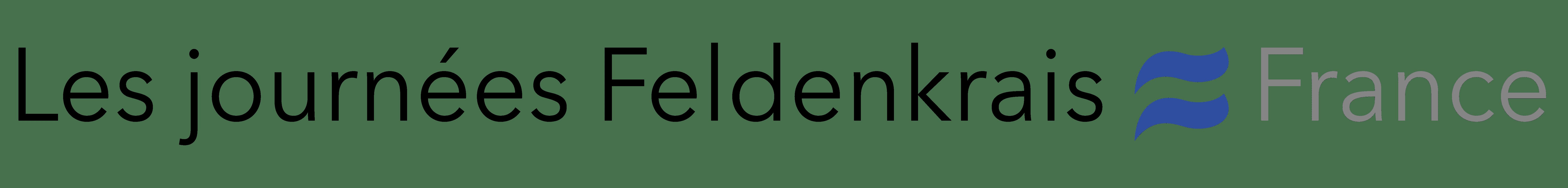 Le logo du site des journées Feldenkrais France