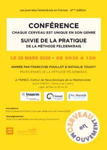 Conférence à l'INMED